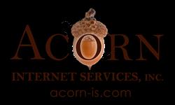 acorn internet services logo