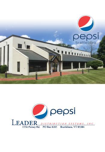 pepsi distribution center
