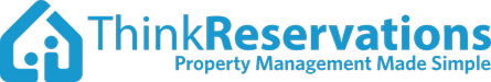 think reservations blue logo