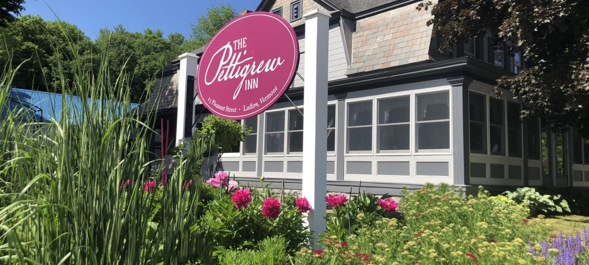 The Pettigrew Inn in the heart of Ludlow Village, Vermont