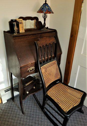 We love antiques.
